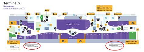 heathrow terminal 5 floor plan lounge review airways galleries business lounge south heathrow terminal 5