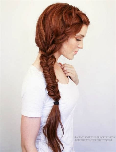 hairstyles for long hair with side braids 20 stylish side braid hairstyles for long hair