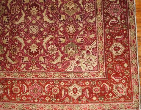 indischer teppich antiker indischer amritsar teppich 1900er bei pamono kaufen