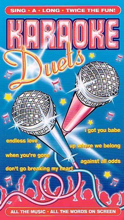 Dvd Special Duet Hits karaoke duets avid dvd karaoke songs reviews credits awards allmusic