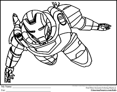 avengers coloring pages ironman avengers coloring