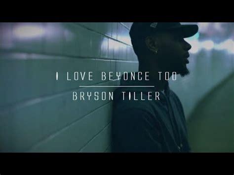 bryson tiller love faces bryson tiller love faces lyrics mp3 download