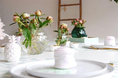 Tischdeko Hochzeit Mint by Sommer Archives Roomilicious
