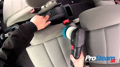 cleaning car upholstery seats automotive interior deep cleaning farnham youtube