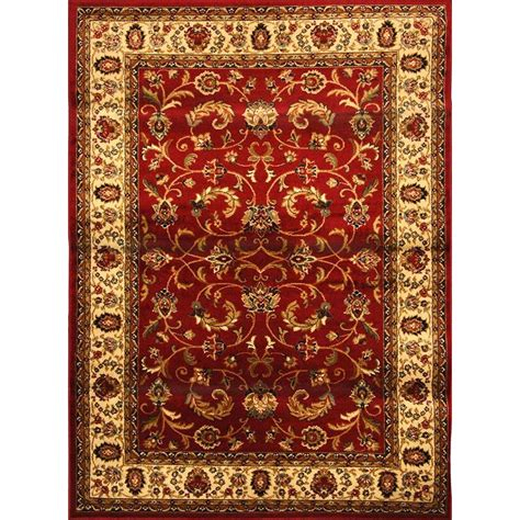 home dynamix royalty rug home dynamix royalty ivory 1 ft 9 in x 7 ft 2 in indoor area rug 4 3208 215 the home depot