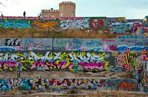 Graffiti Park S Graffiti Park Not A Solution To Vandalism All