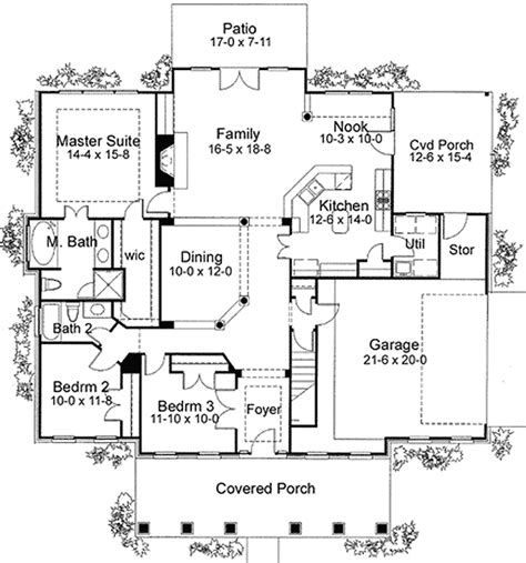 newcastle ii house plan front covered porch house plans covered porches on southern home plan 16829wg 1st