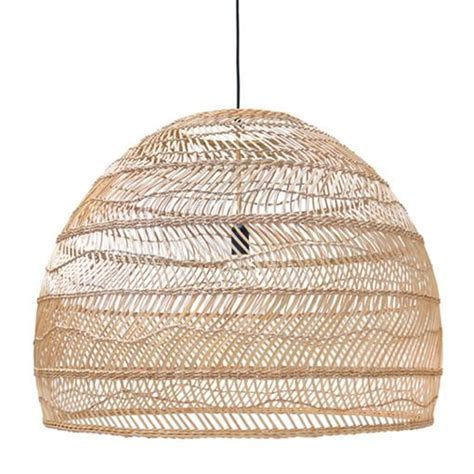 Wicker Pendant Lights Hk Living Wicker Pendant Large 80cm Pre Order