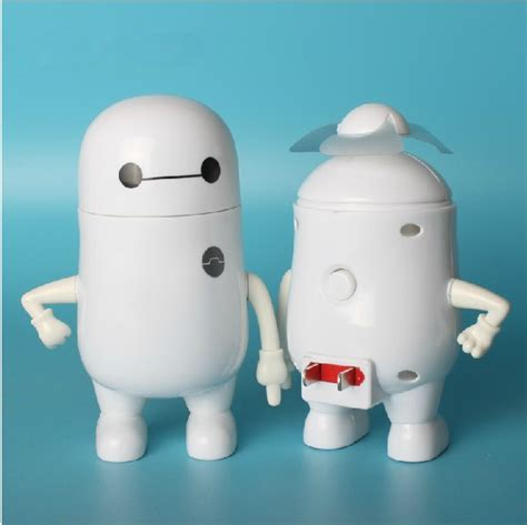 Kipas Angin Minikipas Rechargeable Karakter jual kipas angin mini fan karakter big 6 baymax bay