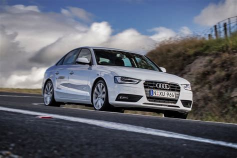 audi price range audi a4 more all paw a4s join expanded audi range goauto