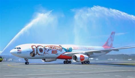 airasia uk sale fares to celebrate 10 years of airasia x in australia