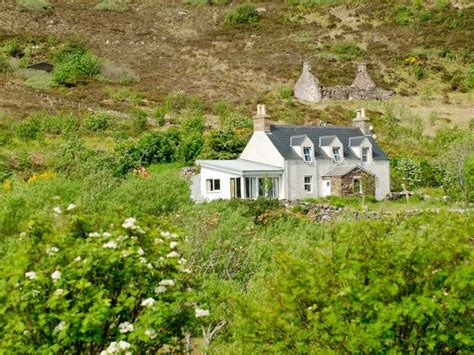 Cottages In Scotland For Sale by Self Sufficient Scottish Island Of Tanera Mor On Sale For