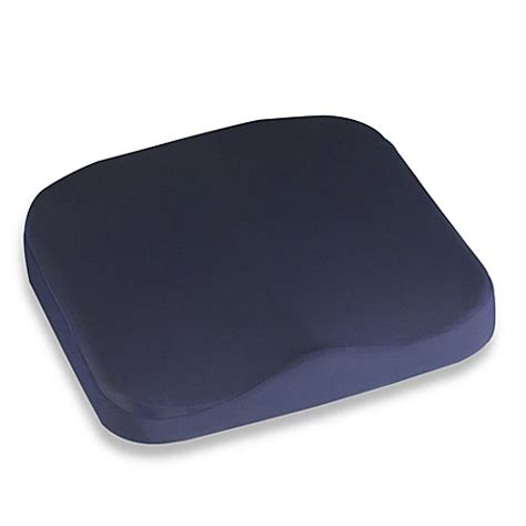 bed bath and beyond tempurpedic pillow tempur pedic 174 seat cushion for home and office bed bath
