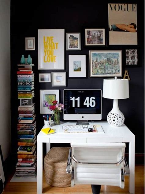 home office wall ideas wall art ideas design contemporary white home office
