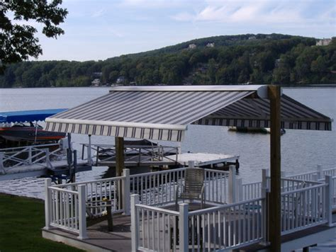 durkin awning too hot to enjoy your boat dock deck or patio in the