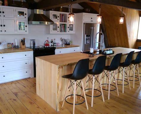 Fabriquer Un Comptoir by Fabriquer Un Comptoir De Cuisine En Bois 36793 Sprint Co