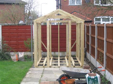 How Build Shed by Building A Shed
