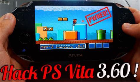 Tutorial Hack Ps Vita | hack ps vita install henkaku on ofw 3 60 homebrew