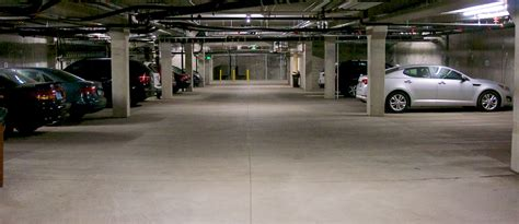 underground parking welcome home solhavn