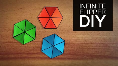 Hexaflexagon Origami - diy origami hexaflexagon how to make hexaflexagon