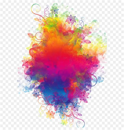 smoke colors colored smoke png 694 984 free transparent