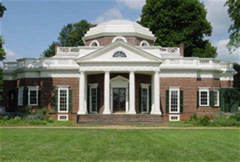 19th Century Floor Plans by Thomas Jefferson S Monticello Presidents A Discover Our
