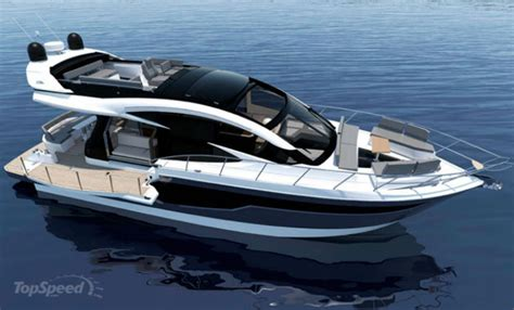 galeon yacht galeon yachts unveils 510 skydeck yacht picture 632418