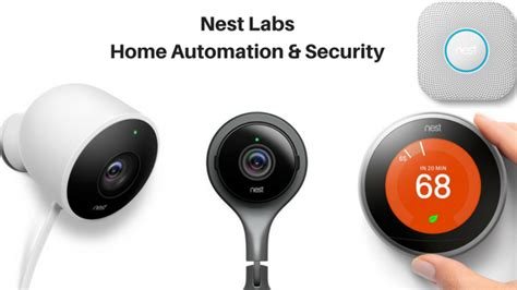 nest labs home automation and security specialists