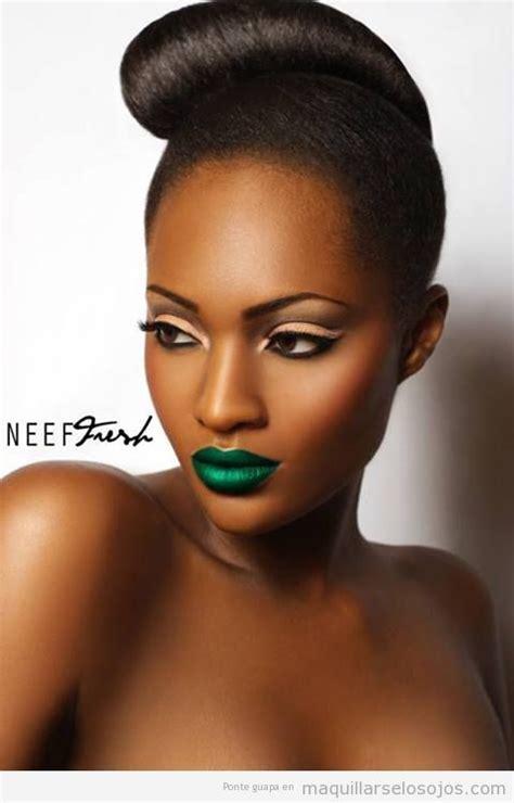 imagenes de labios verdes 17 mejores ideas sobre colores para piel morena en