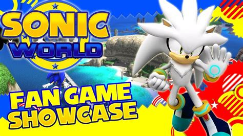 sonic world fan game sonic world release 7 sonic fan game showcase youtube