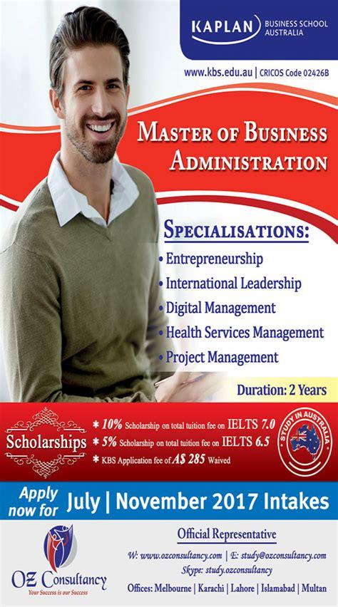 Kaplan Mba Fees by Oz Consultancy Kaplan Business School