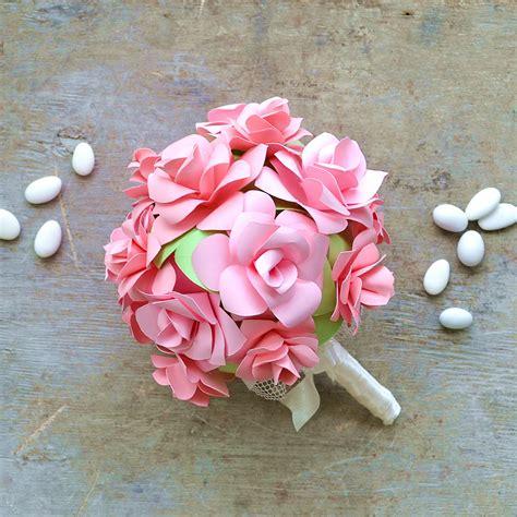 bouquet fiori carta bouquet con di carta la figurina shop