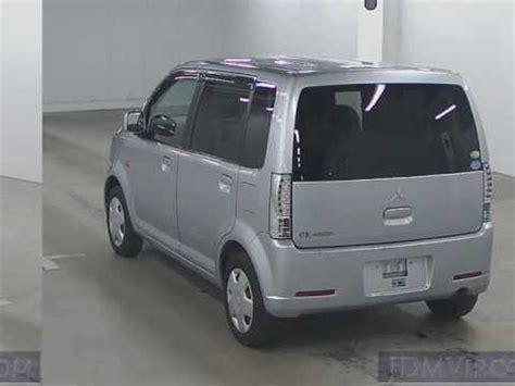 mitsubishi ek wagon 2008 2008 mitsubishi ek wagon h82w youtube