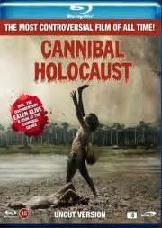 kisah nyata film cannibal holocaust cannibal holocaust kannibal massakren blu ray film k 248 b