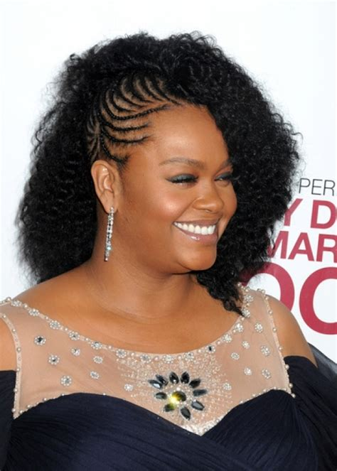 half braided hairstyles for black women african american hairstyles trends and ideas braids