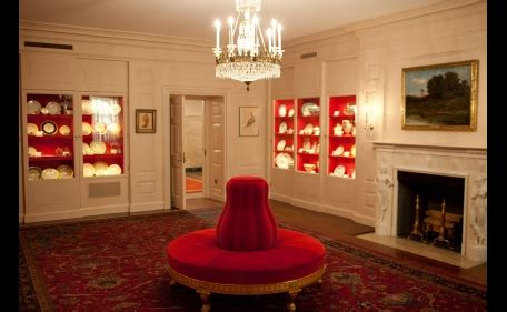 china room inside the white house abode