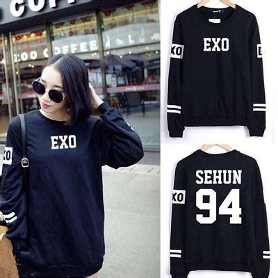 Sweater Exo By Retrouve Merch exo merchandise kpopmerchandiseworld