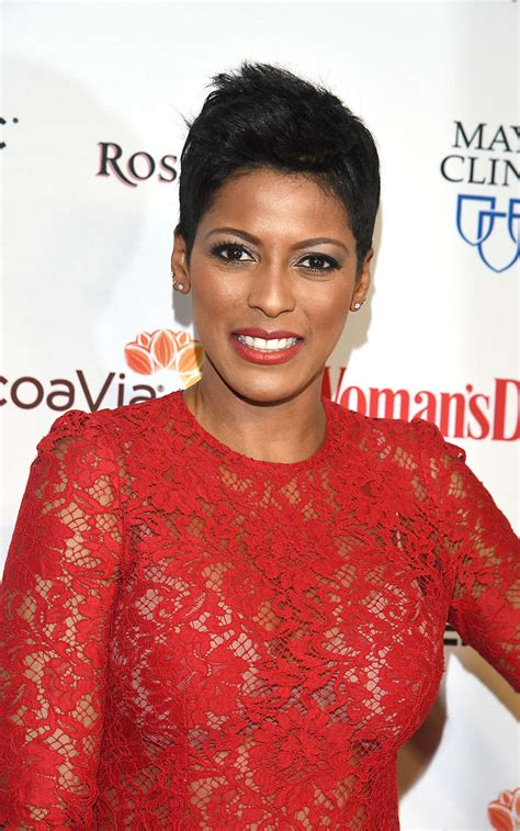 tamron hall tamron hall woman s day 14th annual red dress awards in
