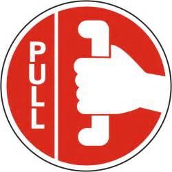 And Pull Pull Label By Safetysign G2038