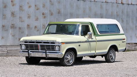 1974 Ford F100 by 1974 Ford F100 T80 Chicago 2013