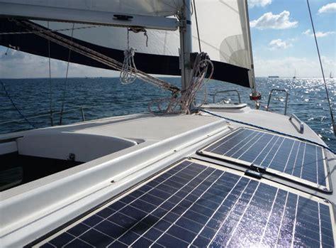 Zen Solar Panels - zen 24 sailboat