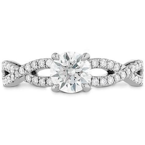 destiny twist engagement ring band