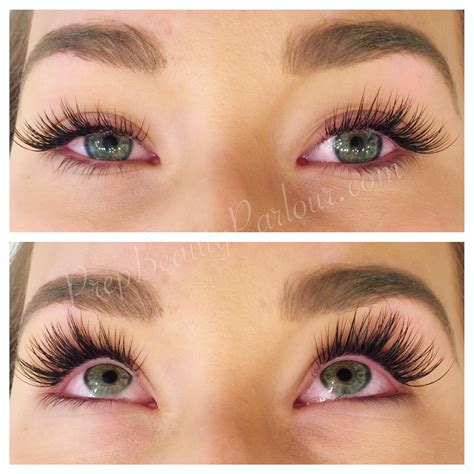 Eye Lash lash extensions gallery