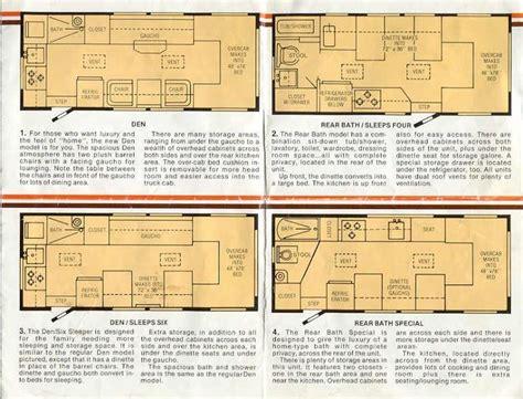 toyota sunrader floor plans toyota motorhome floor plans 5 rv remodel stuff floor plans floors and motorhome