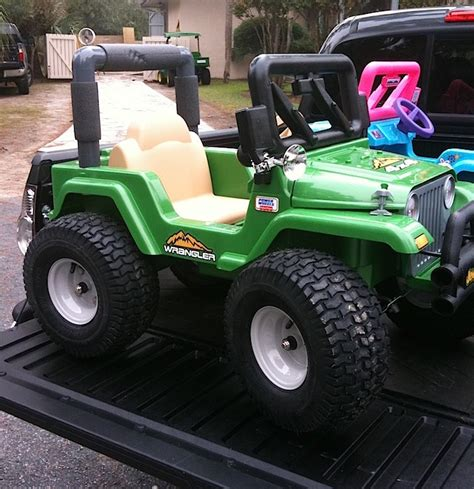 power wheels jeep hurricane modifications jeep hurricane power wheels modifications www pixshark