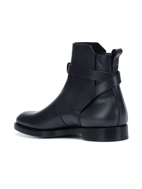 hardy park avenue leather boots in black lyst