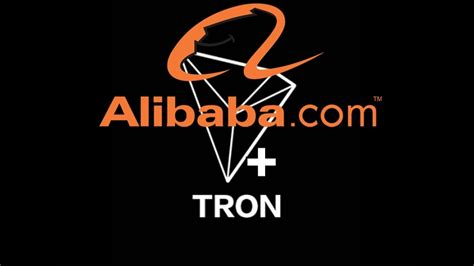 Alibaba Tron | alibaba partners with tron trx to the moon top 5 crypto