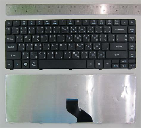 Keyboard Acer 4738z keyboard for acer aspire 4736 4736g 4738 4738z 4810t 3810