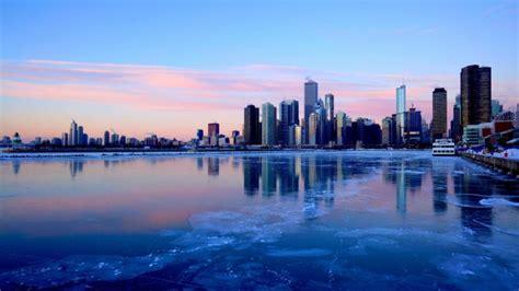 imagenes 4k ciudades bahia congelada de la ciudad fondos de pantalla hd