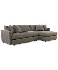 1000 ideas about gray sectional sofas on grey